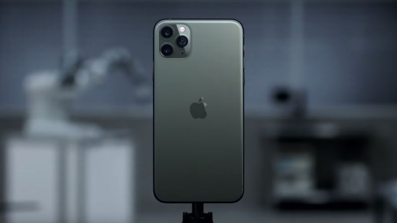 Nya iPhone 11 Pro