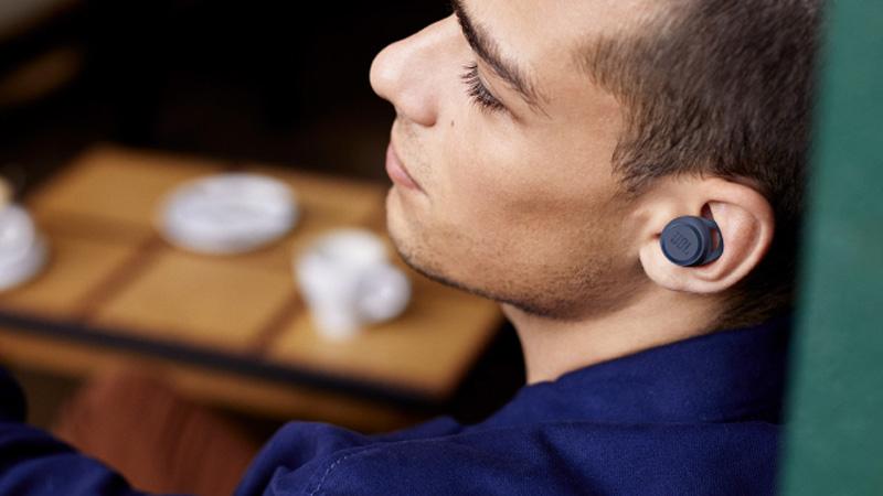 JBL in-ear test
