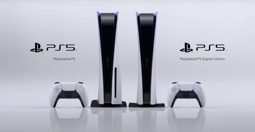 Nya Playstation 5