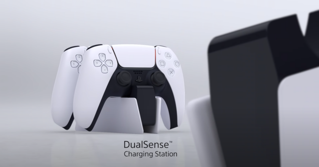 Playstation 5 laddstation